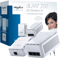 Devolo dLAN 200 AV Wireless N Test