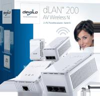 Devolo dLAN 200 AV Wireless N Test